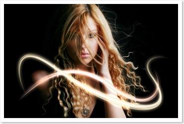 come creare effetti luminosi con photoshop