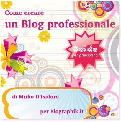 guida a come realizzare un blog professionale