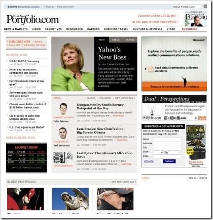 blog magazine esempio 10