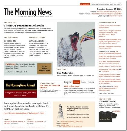 blog magazine esempio 12