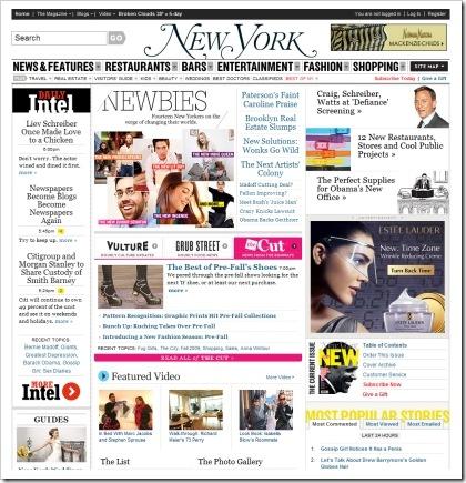 blog magazine esempio 14