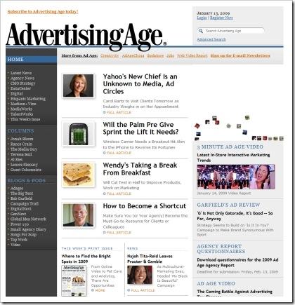 blog magazine esempio 18