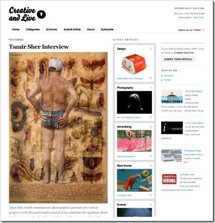 blog magazine esempio 22