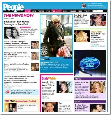 blog magazine esempio 24