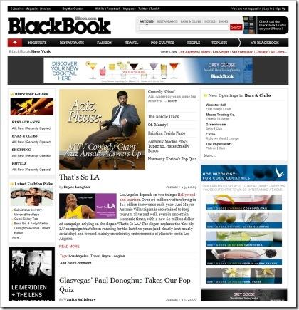 blog magazine esempio 4