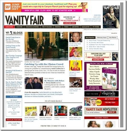 blog magazine esempio 8