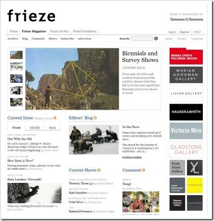 blog magazine esempio 9