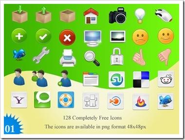 set di icone 1