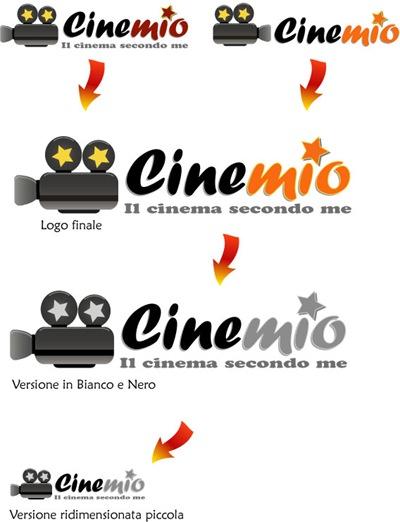 , Ecco il logo definitivo di Cinemio.it