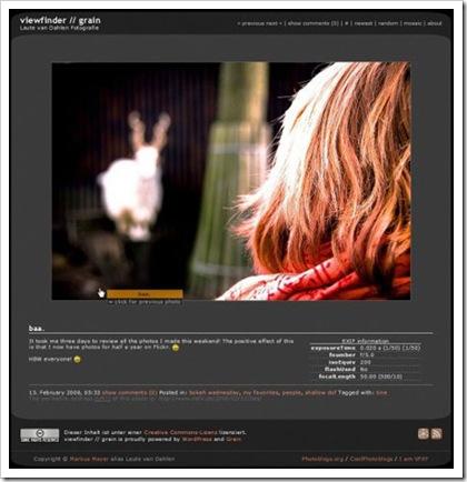 , Photo Blogging: Ecco 26 temi gratuiti per WordPress