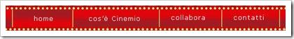 menu di cinemio