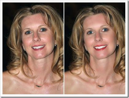 fotoritocco, prima e dopo la modifica della foto