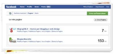 , Facebook Insights: statistiche dettagliate della tua pagina fan
