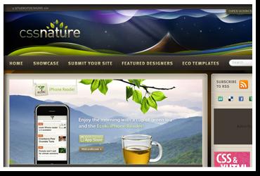 css-nature