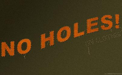no-holes