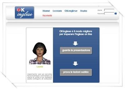 sito di okinglese
