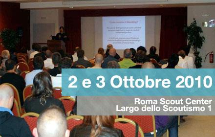 , Eventi SEO: Sarai anche tu a Roma al Symposium GT 2010?