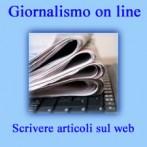 giornalismo on line: Scrivere articoli sul web
