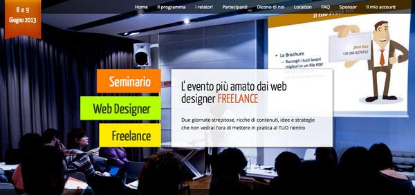 , Web Designer Freelance: un Seminario che Vale la Pena di Frequentare