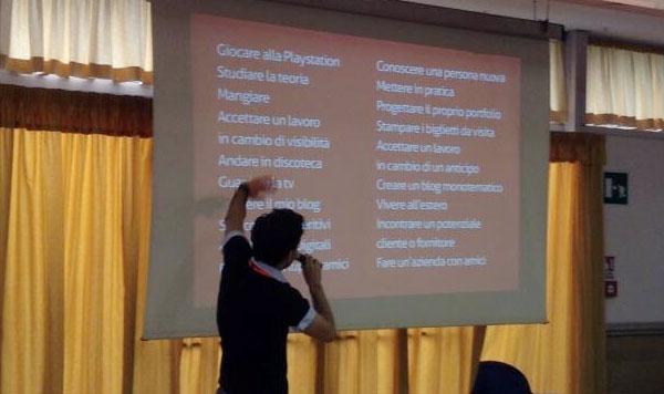 , Seminario per web designer freelance: ecco la mia esperienza