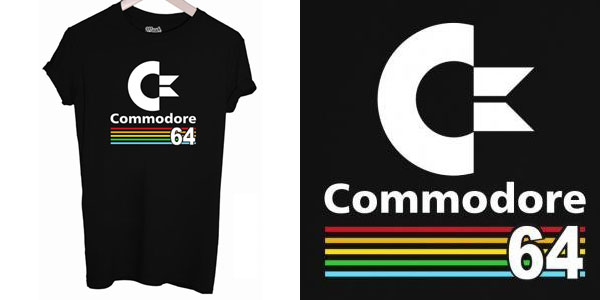 T-Shirt Commodor