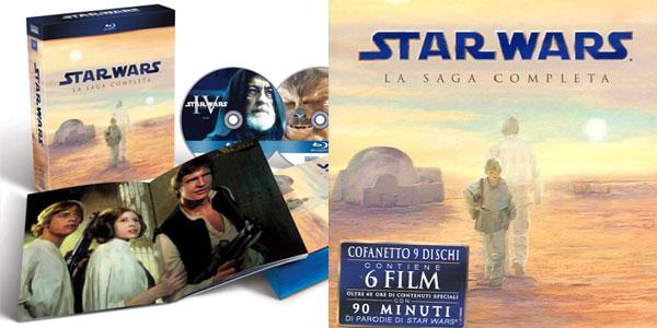 saga completa star wars