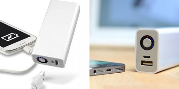 caricabatterie usb portatile